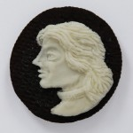 Arte no recheio do biscoito