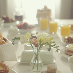 Vídeo: Breakfast Interrupted