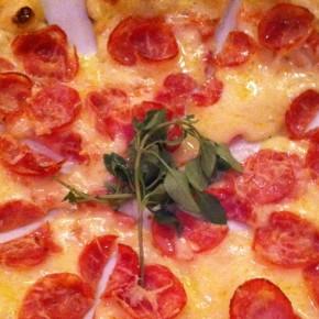 Pizza boa? Vai no Mamma Jamma