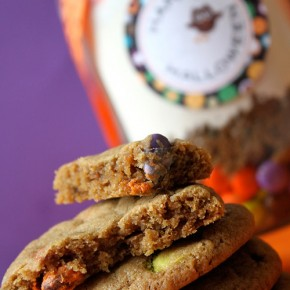 Cookies para o Halloween