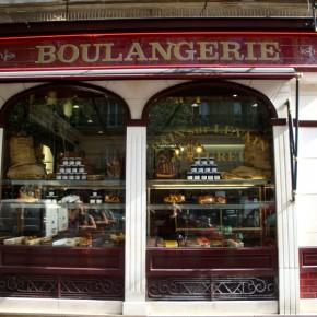 Comidinhas do Mundo: Boulangeries