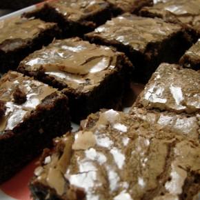 Brownie de Chocolate Amargo