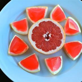 #GordeliciasDay: Jello Shots de Grapefruit