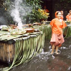 Waterfall Restaurant - Filipinas