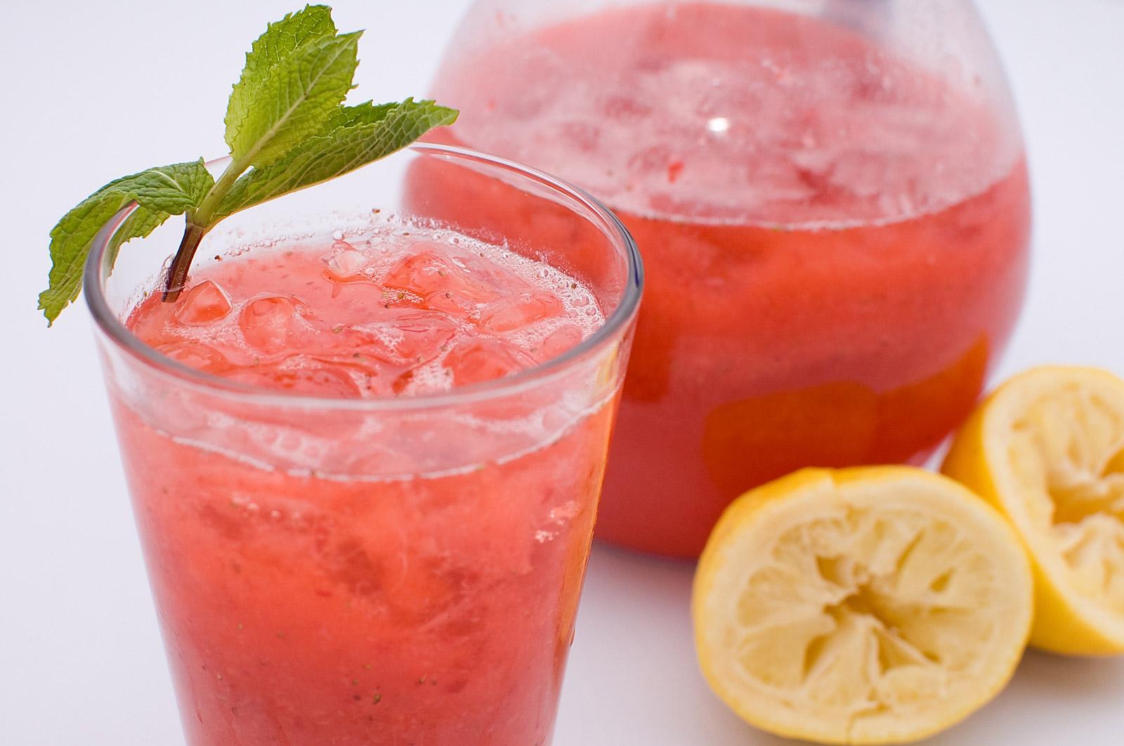 Como Fazer: Pink Lemonade