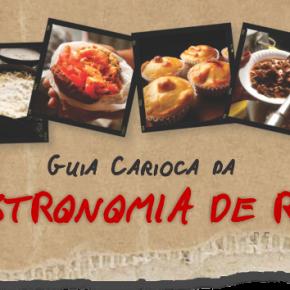 Guia Carioca da Gastronomia de Rua | 2ª edição já está no forno