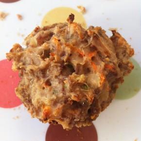 Muffin de Carne Moída