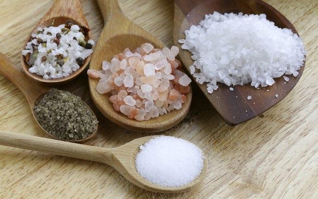 Consumo consciente de sal