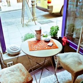 Café El Mar, o mercadinho bioverde