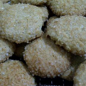 Cookies de Macadâmia