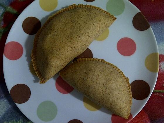 Pastel de Forno Integral. Aprenda a fazer uma massa deliciosa e prática - receita completa em http://gordelicias.biz.