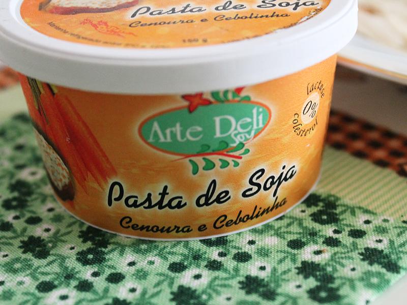 Pasta de Soja