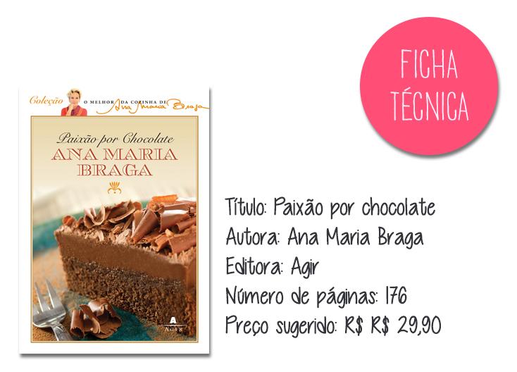 Ficha Técnica - Paixão Por Chocolate