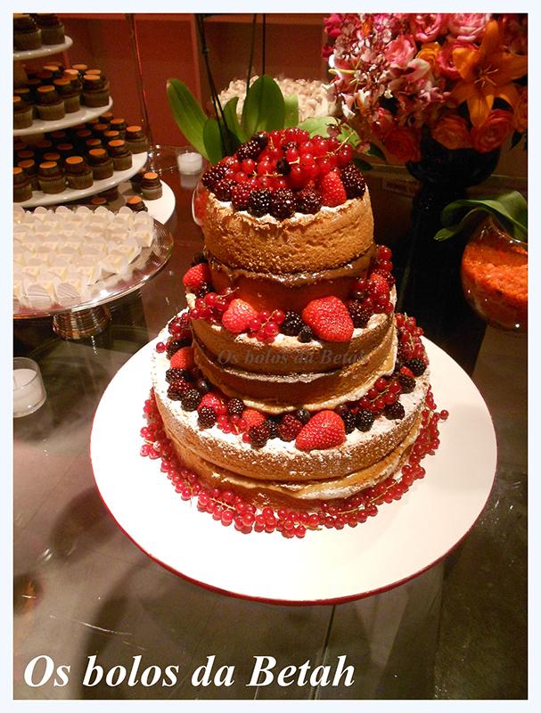 Naked cake - os bolos da Betah 3
