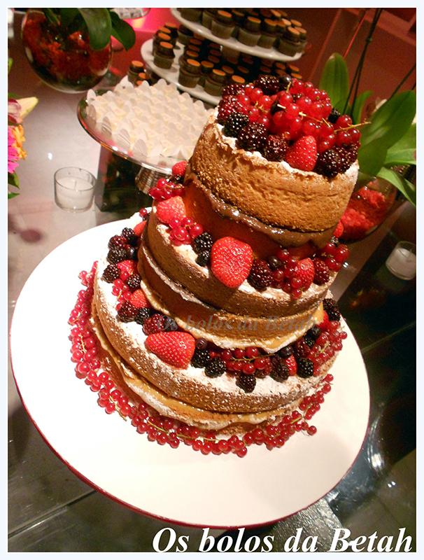 Naked cake - os bolos da Betah 5