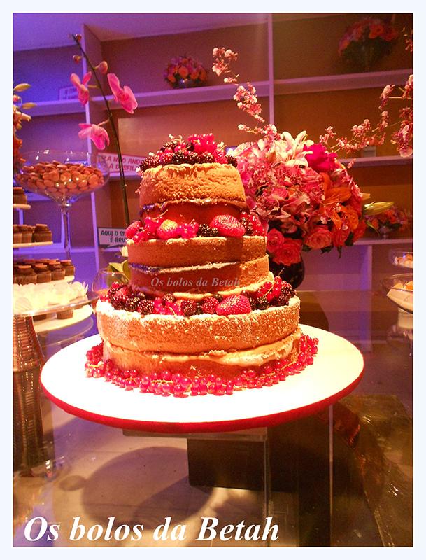 Naked cake - os bolos da Betah 6