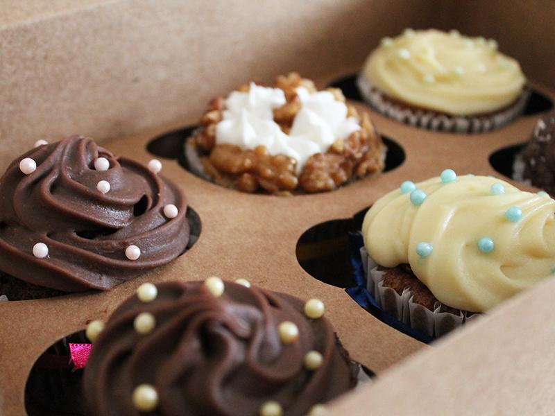 Cupcakes por Tales Yamaguchi