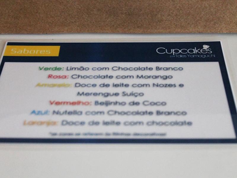 Cupcakes | Sabores
