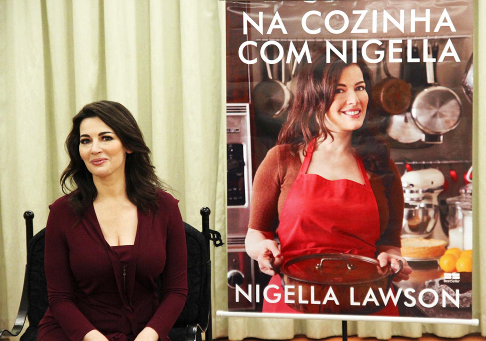 Conhecendo Nigella Lawson