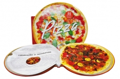 Na estante do Gordelícias: Pizza
