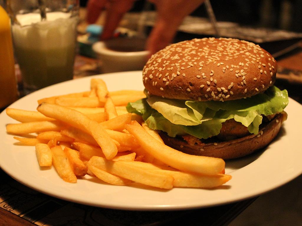 Rock'n'Roll Burger - Indie Burger
