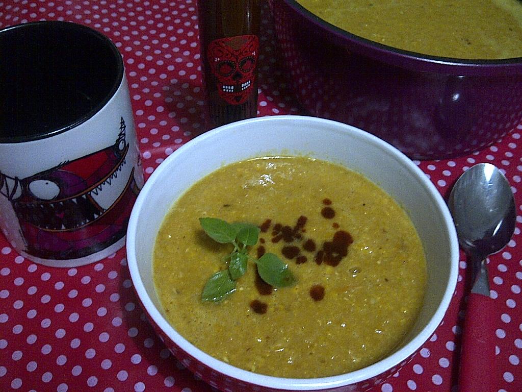 Sunshine Soup da Nigella