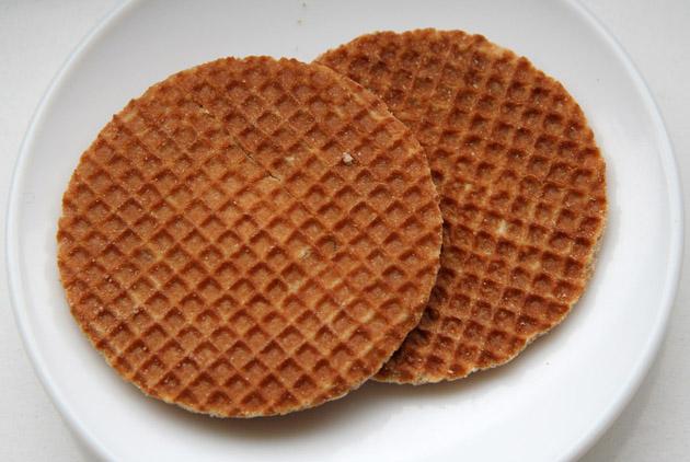 Stroopwafel - Os Waffles Holandeses | Receita em: https://gordelicias.biz//