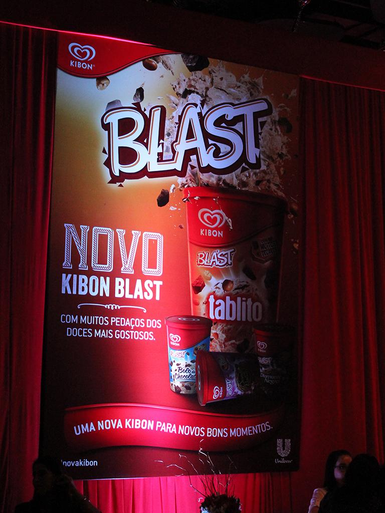 Evento Kibon | Blast