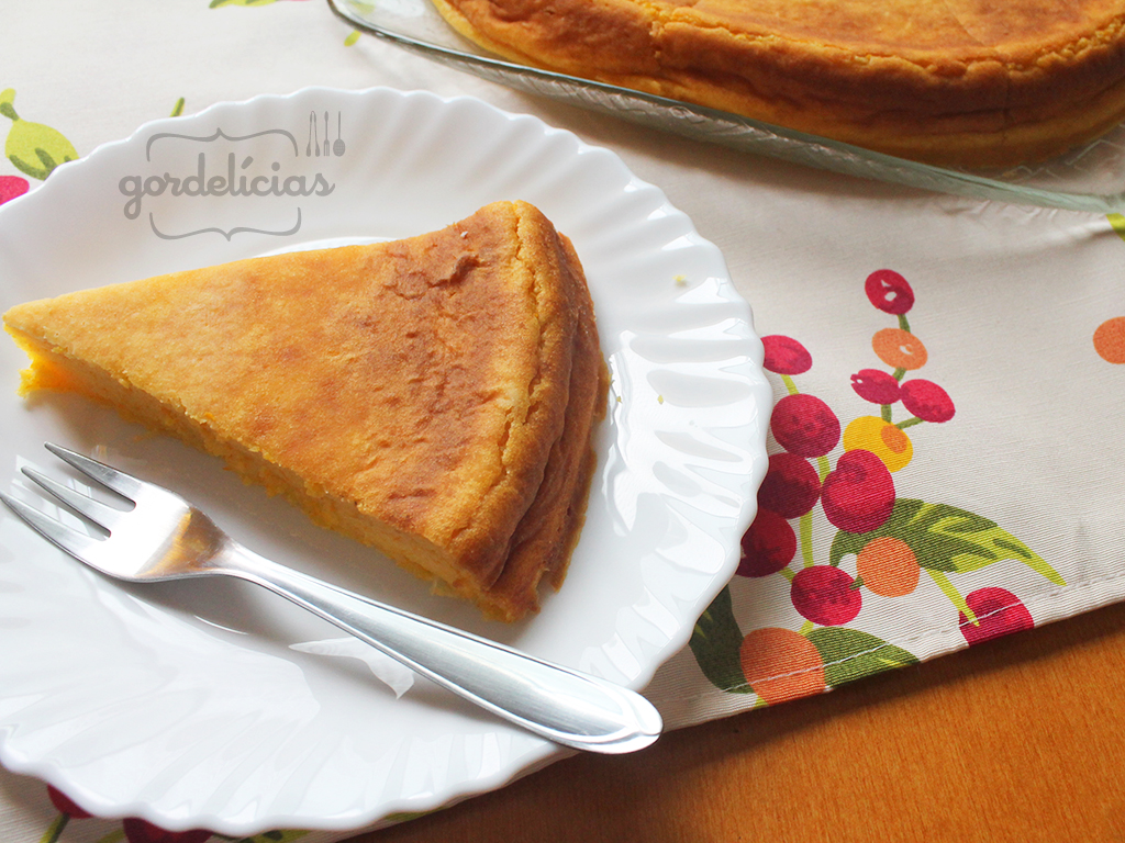 Torta Salgada de Abóbora