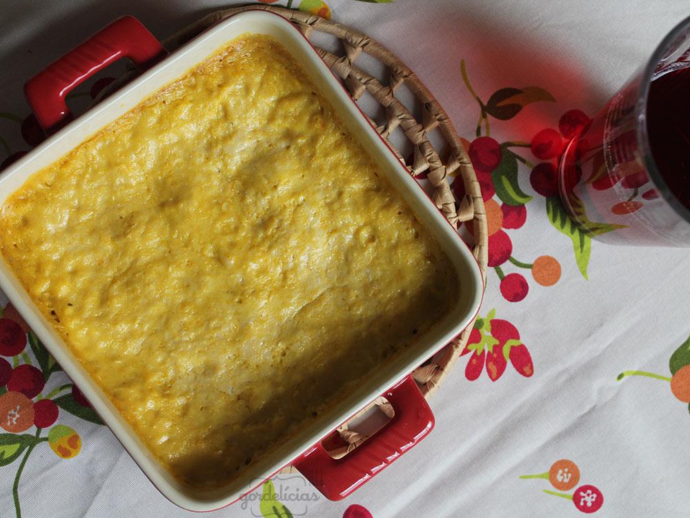 Frango ao Creme de Milho | Receita em: http://gordelicias.biz/