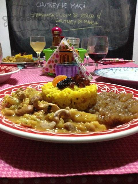 Jantar Indiano