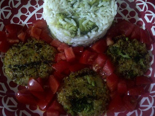 Hambúrger de Quinoa