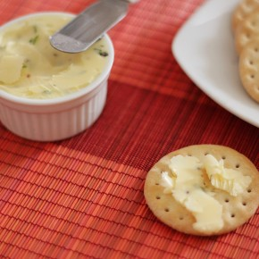 Como Fazer: Manteiga de Ervas
