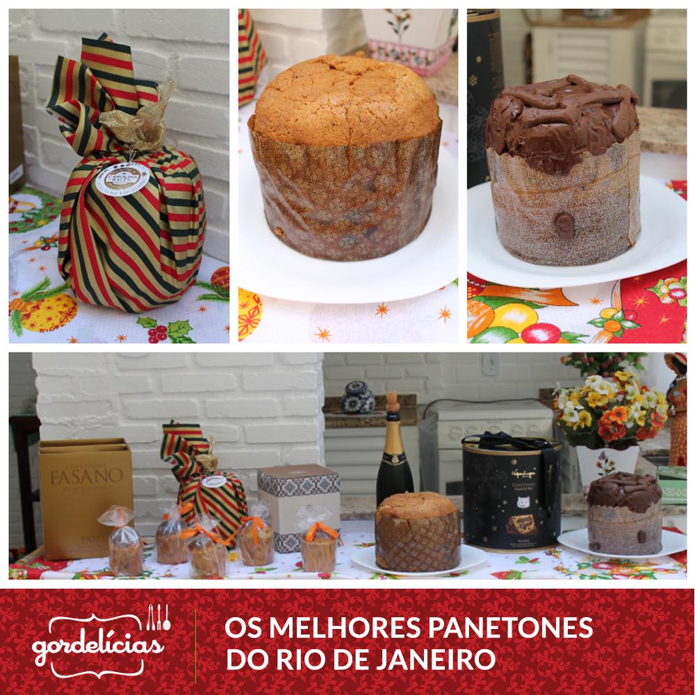 Especial Panetone |Gordelícias
