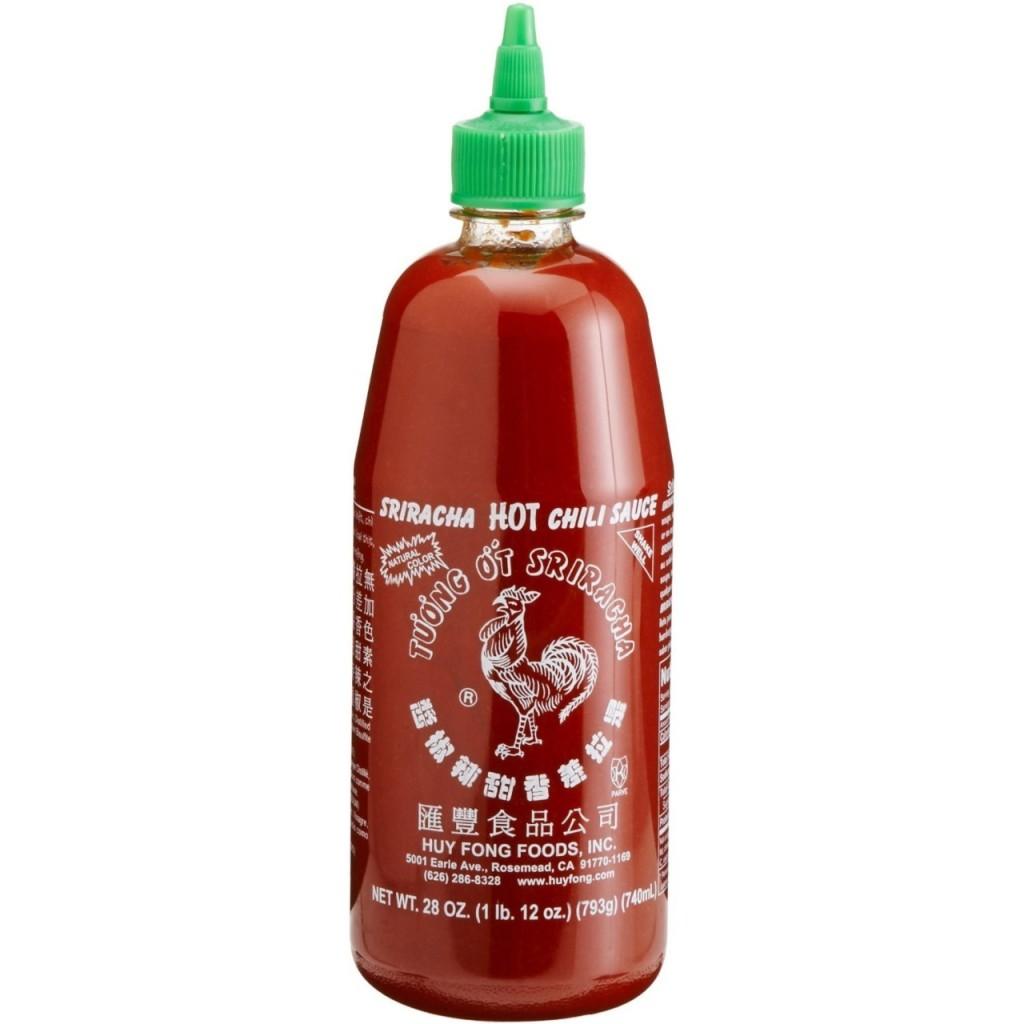 Sriracha | Gordelícias