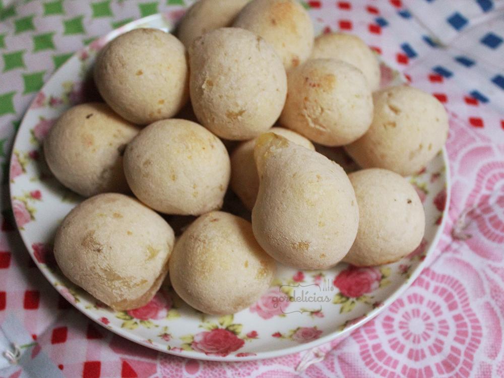 Pão de Queijo Fake | Gordelícias