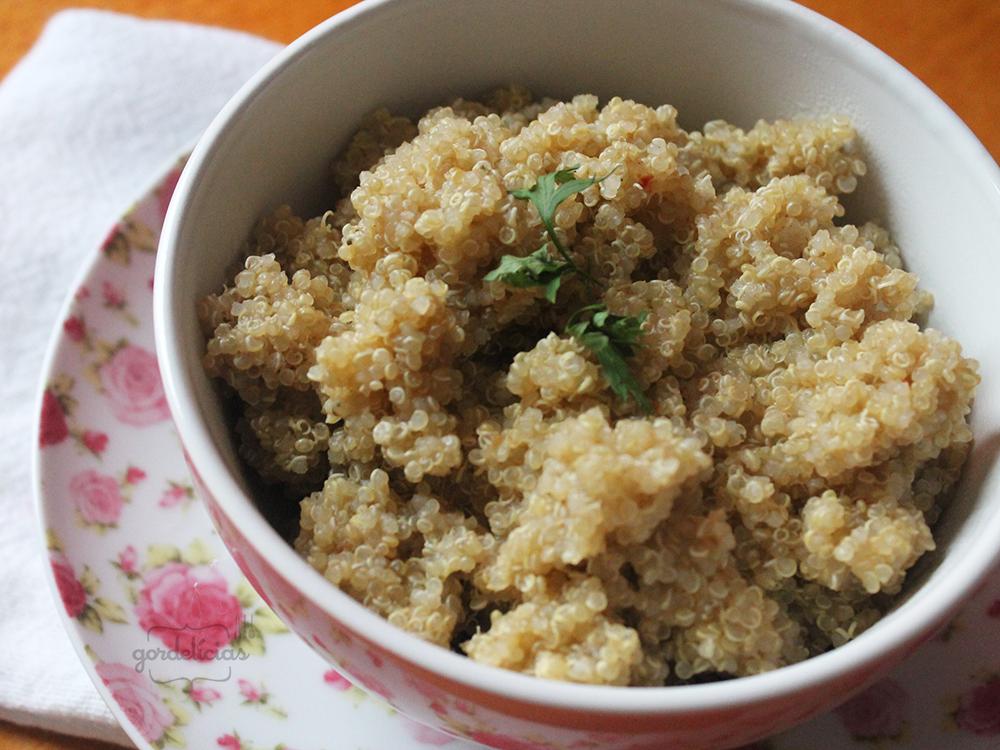 Quinoa | Gordelícias
