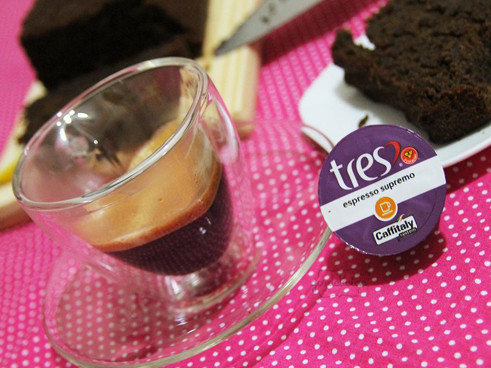 TRES e Bolo de Chocolate com Laranja | Gordelícias