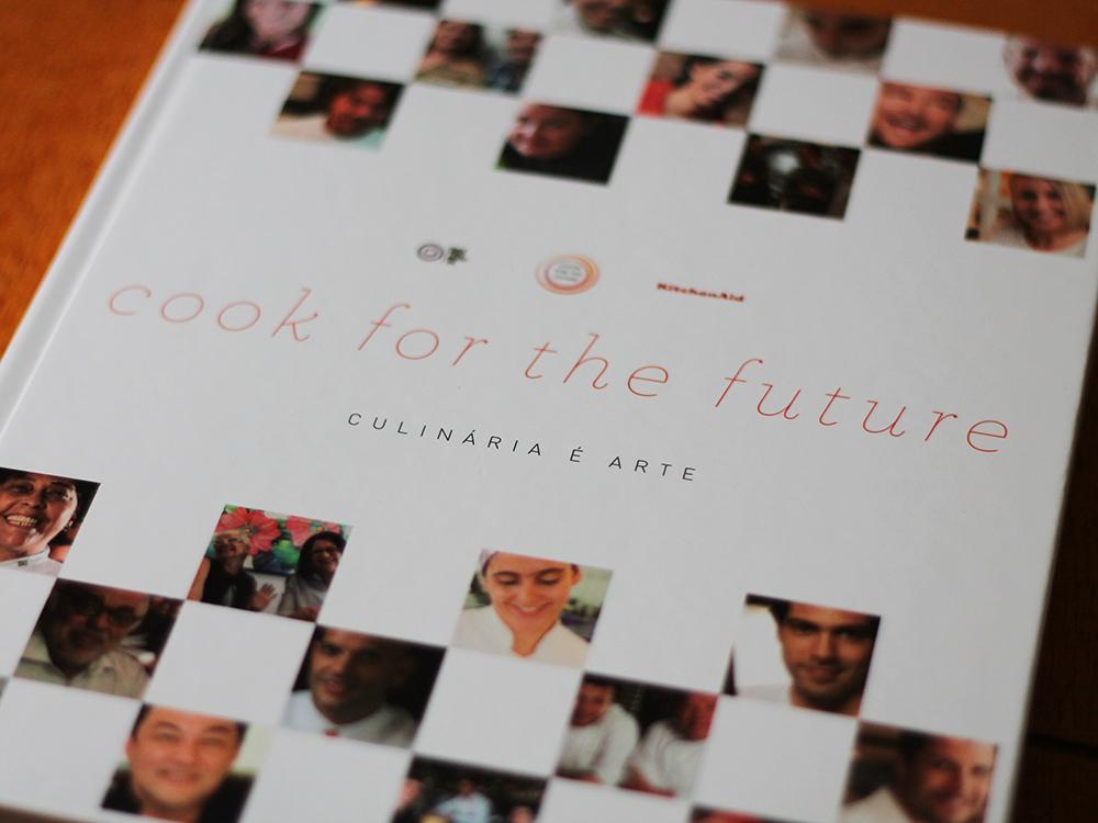 Livro: Cook For The Future – Culinária e Arte