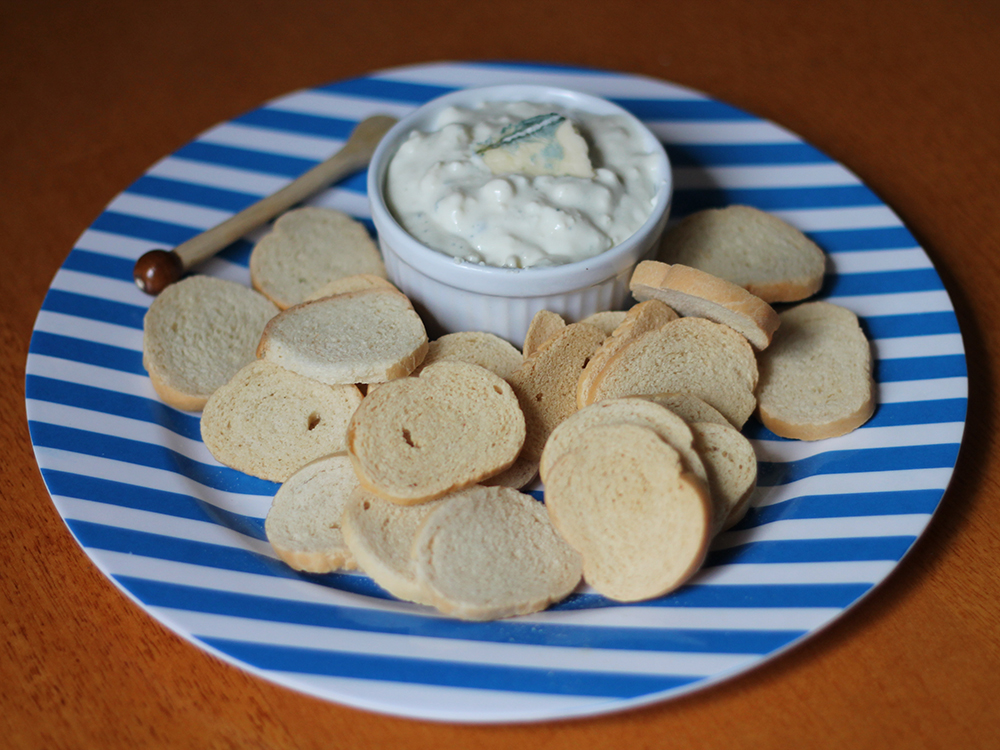 Pasta de Gorgonzola | Gordelícias