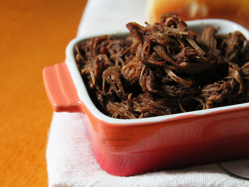 Carne Desfiada | Gordelícias