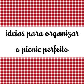 Como organizar um picnic