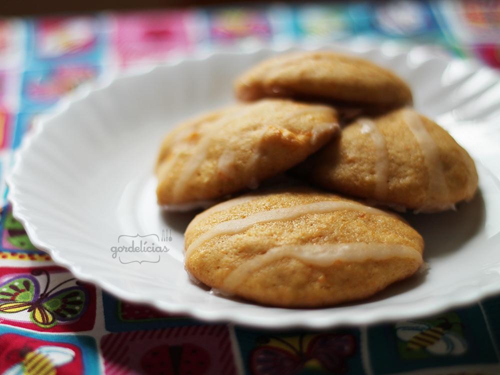 Cookies Macios de Abóbora