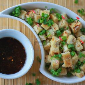 Tofu com Molho Especial Agridoce