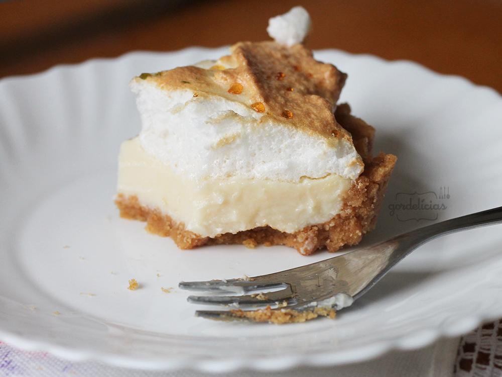Torta de Limão | Gordelícias