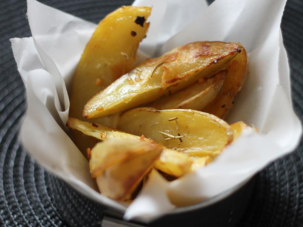 Batatas Rústicas - gordelícias