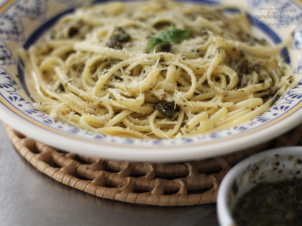 Molho Pesto | Gordelícias