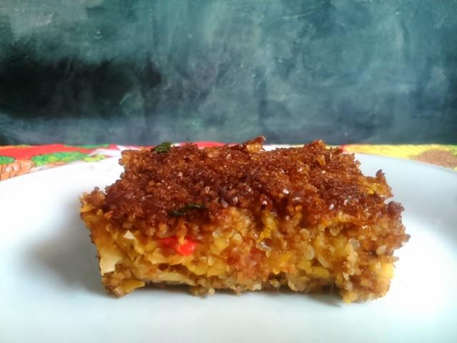 Kibe de Grão de Bico. Versão veggie deliciosa, pra deixar todo mundo salivando de vontade. Receita completa em http://gordelicias.biz.