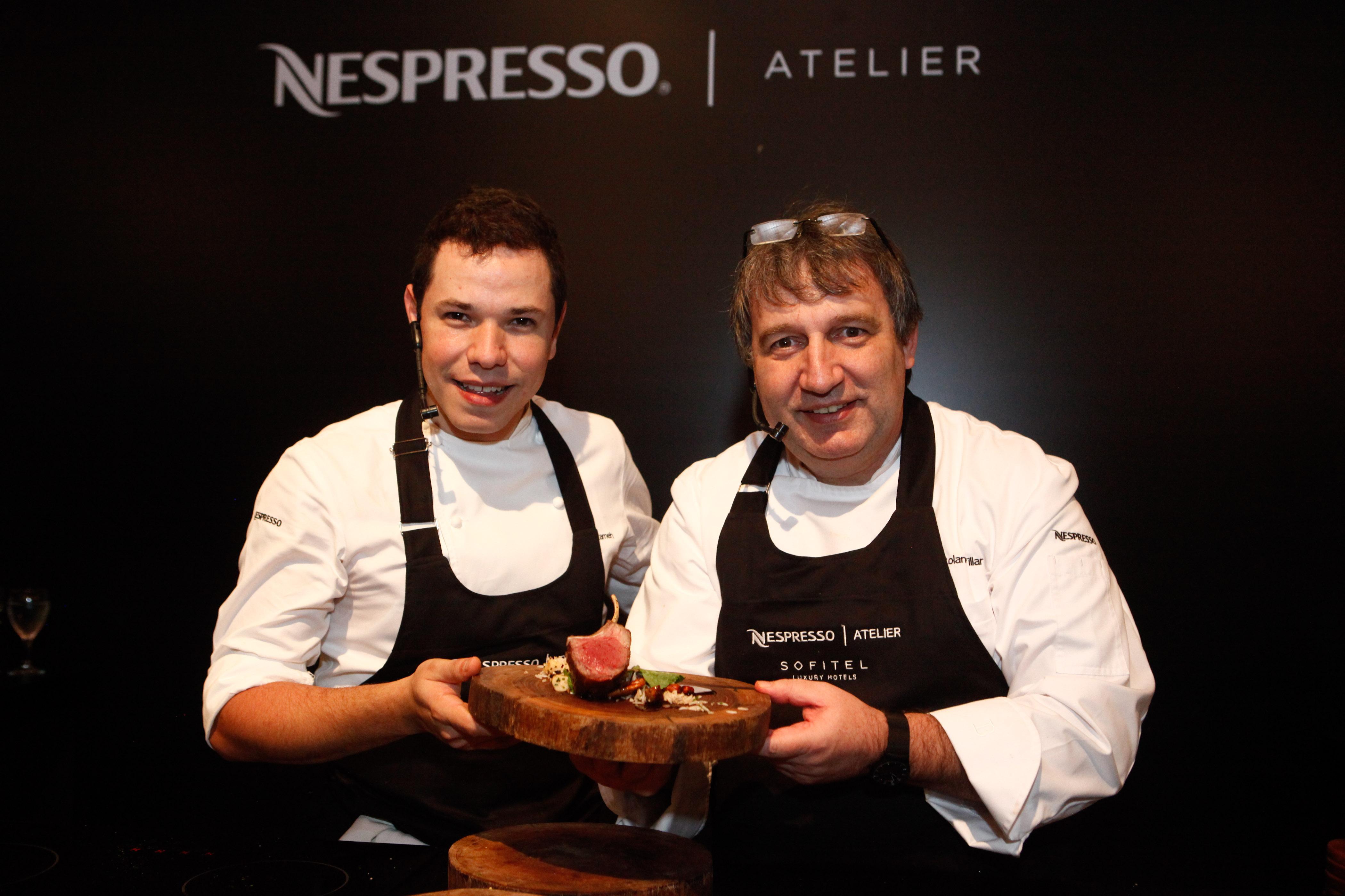 Atelier Nespresso Monsoon Malabar   Gordelícias
