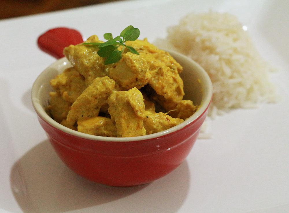 Frango ao Curry - gordelícias